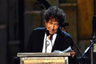 Bob Dylan Wrote A Speech For The Nobel Prize Banquet