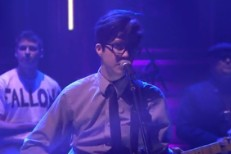 Car Seat Headrest on Fallon