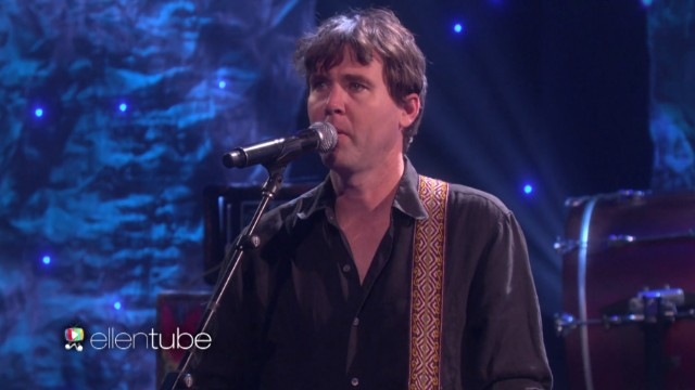 Cass McCombs on The Ellen DeGeneres Show