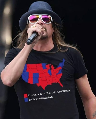 Kid Rock Mocks Trump Critics On New T-Shirts