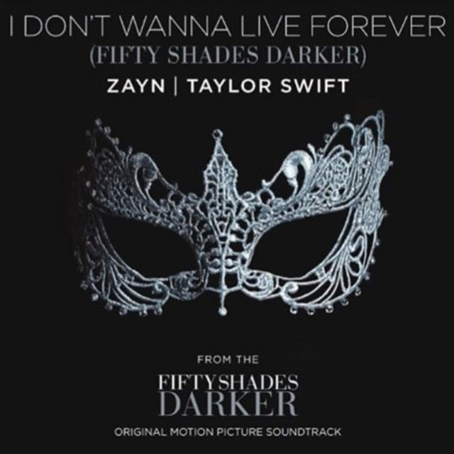 Download Lagu Zayn & Taylor Swift - I Don't Wanna Live Forever (Fifty Shades Darker) Mp3