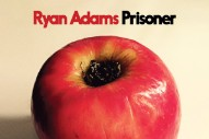 Barnes &#038; Noble Selling Exclusive Ryan Adams <em>Prisoner</em> Vinyl With Apple Bong Cover