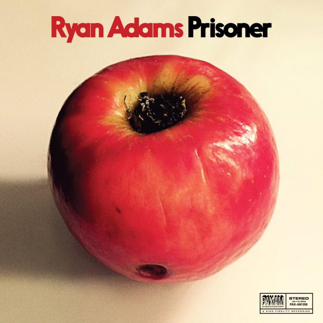 Barnes & Noble Selling Exclusive Ryan Adams <em>Prisoner</em> Vinyl With Apple Bong Cover