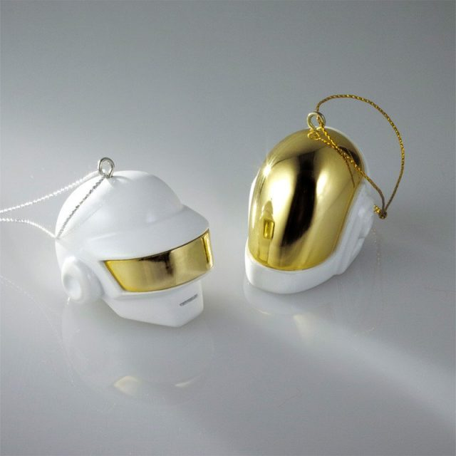 Daft Punk ornaments