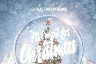 "Dej Loaf – ""All I Want For Christmas"" (Feat. Kodak Black)"