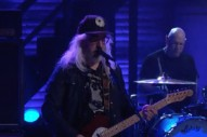 Watch Dinosaur Jr. Blast Through &#8220;Goin Down&#8221; On <em>Conan</em>