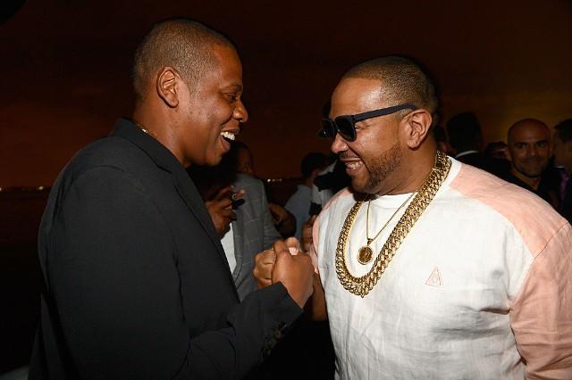 Jay Z & Timbaland