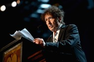 Bob Dylan's Nobel Prize Lecture Looks Likely For April