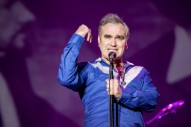Morrissey Cancels Rescheduled US Shows, Blames Management