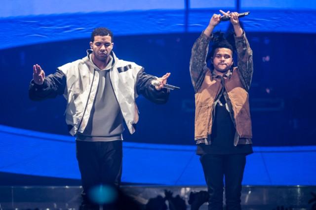 Drake & The Weeknd