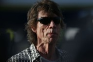 73-Year-Old Mick Jagger Becomes A Dad Again