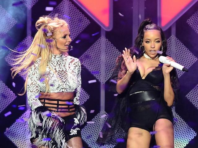 Britney Spears & Tinashe