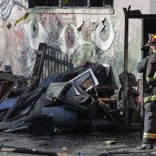 Death Toll Rises To 36 In Ghost Ship Fire