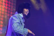 Trey Songz Arrested In Detroit For Destroying Equipment And Refusing To Leave The Stage