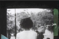 New J. Cole Album <em>4 Your Eyez Only</em> Out Next Week