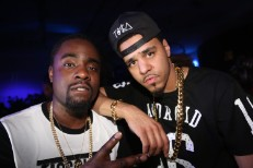 J. Cole and Wale