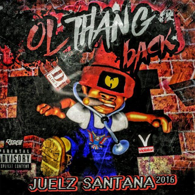 Juelz Santana - Old Thing Back