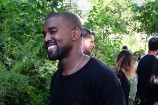 A Blonde Kanye West Makes First Public Appearance Since Hospitalization