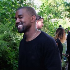 A Blonde Kanye Makes First Appearance Since Hospital