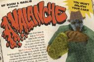 "Madlib & DOOM – ""Avalanche"""