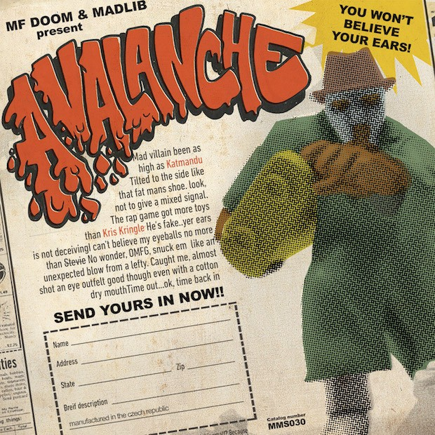 Madvillain - Avalanche