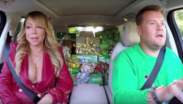 Watch James Corden's All-Star Christmas Carpool Karaoke With ...