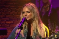 Watch Miranda Lambert Sing &#8220;We Should Be Friends&#8221; On <em>Seth Meyers</em>