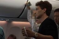 Richard Marx Stops Passenger Attack On Korean Air Flight