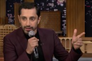 Watch Riz Ahmed Rap About <em>Star Wars</em> On <em>The Tonight Show</em>