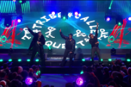 Watch A Tribe Called Quest Perform &#8220;Dis Generation&#8221; On <em>Kimmel</em>