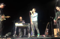 "Watch Coldplay Play ""Swallowed In The Sea"" For The First Time In Almost 10 Years"