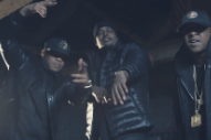 "The Lox – ""Don't You Cry"" Video"