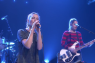 Watch Warpaint Perform &#8220;New Song&#8221; On <em>The Tonight Show</em>