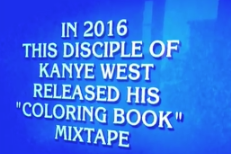 Chance The Rapper Was An Answer On <em<Jeopardy!</em>