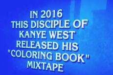 Chance The Rapper Was An Answer On <em<Jeopardy!</em>