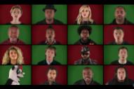 Watch Jimmy Fallon, Paul McCartney, &#038; The Cast Of <em>Sing</em> Perform &#8220;Wonderful Christmastime&#8221; A Cappella