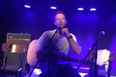 Chris Martin At Mercury Lounge 12/21/16
