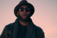 Watch Talib Kweli Rap About E-Security on <em>Full Frontal</em>