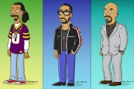 Here&#8217;s Snoop Dogg, RZA, &#038; Common From <em>The Simpsons</em>&#8217; Hip-Hop <em>Great Gatsby</em> Episode