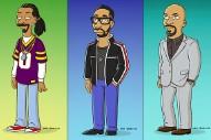 Here&#8217;s Snoop Dogg, RZA, &#038; Common From <em>The Simpsons</em>&#8217; Hip-Hop <em>Great Gatsby</em> Episode