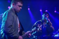Watch Sleigh Bells Play &#8220;I Can Only Stare&#8221; On <em>Colbert</em>