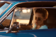 "The Rolling Stones – ""Ride 'Em On Down"" Video (Feat. Kristen Stewart)"