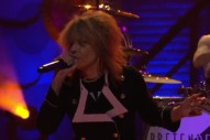 Watch The Pretenders Play &#8220;Alone&#8221; On <em>Conan</em>