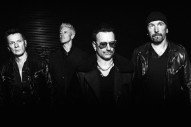 U2 Reportedly Headlining Bonnaroo 2017