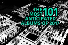 101 Most Anticipated Albums Of 2017