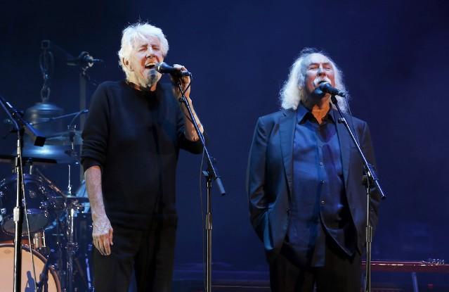 David Gilmour Performs At The Royal Albert Hall