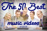 The 50 Best Music Videos Of 2016