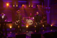 Watch The Hold Steady Perform &#8220;Most People Are DJs&#8221; On <em>Seth Meyers</em>