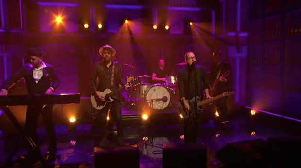Watch The Hold Steady Bring Back