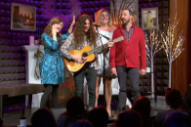 Watch Kurt Vile Lead A Heavenly Chorus In <em>Joe&#8217;s Pub Presents: A Holiday Special</em>